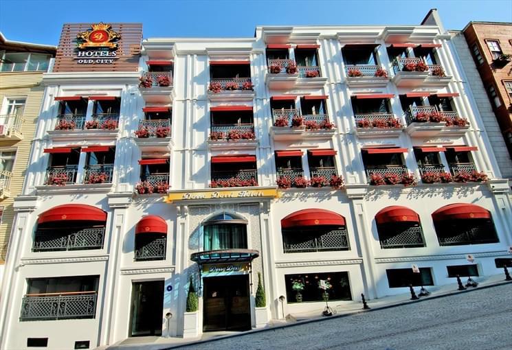 Aileler için güvenli İstanbul otelleri