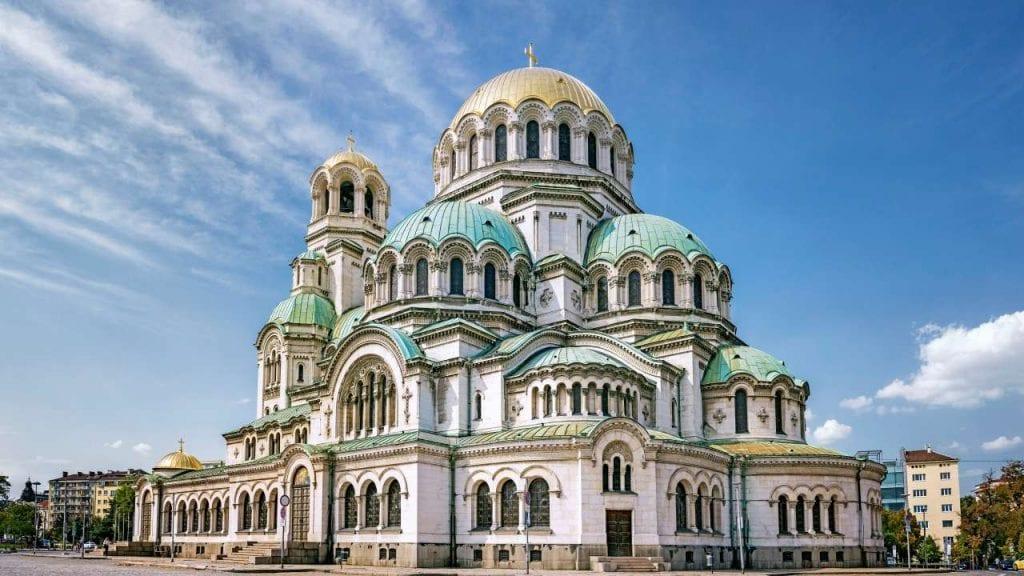 Aleksandr Nevski Katedrali dünyanın en güzel katedralleri listelist