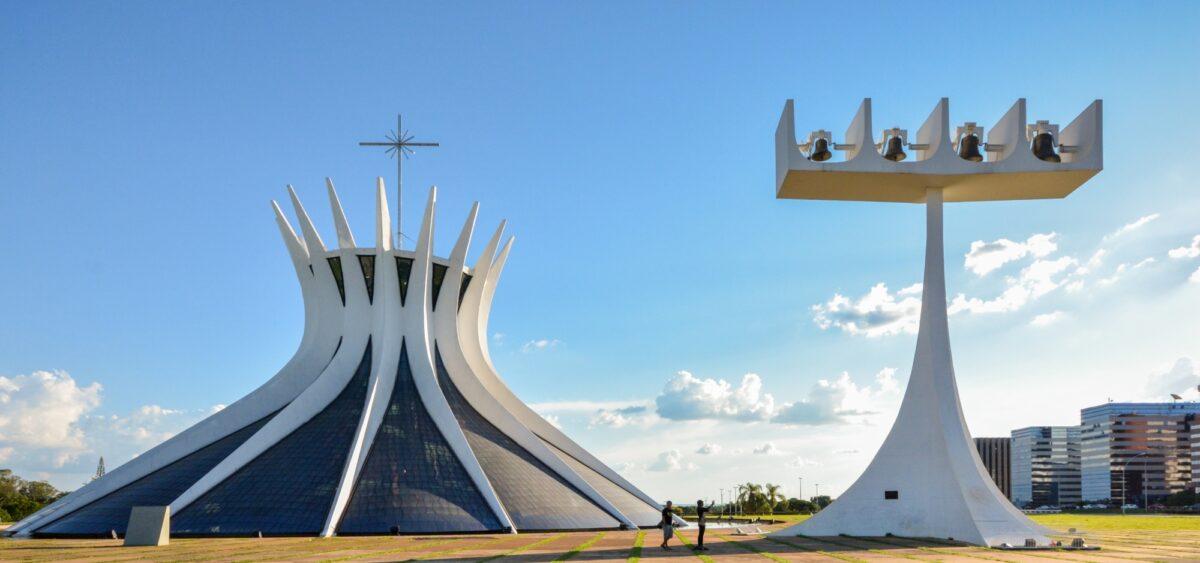 Brasilia Katedrali