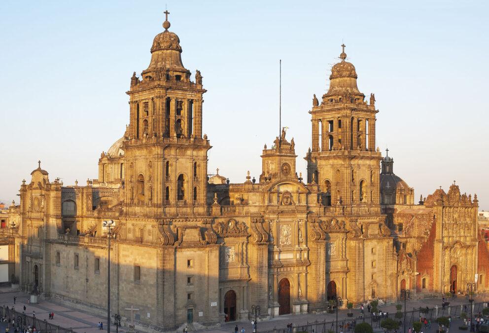 Mexico City Metropolitan listelist