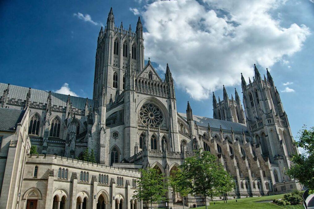 Washington Ulusal Katedrali dünyanın en güzel katedralleri listelist