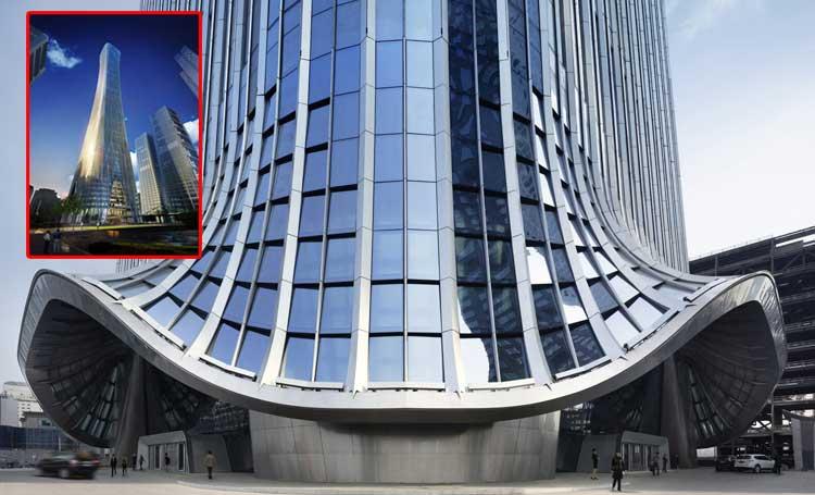 China Zun CITC Tower pekin dünyanın en yüksek binaları listelist