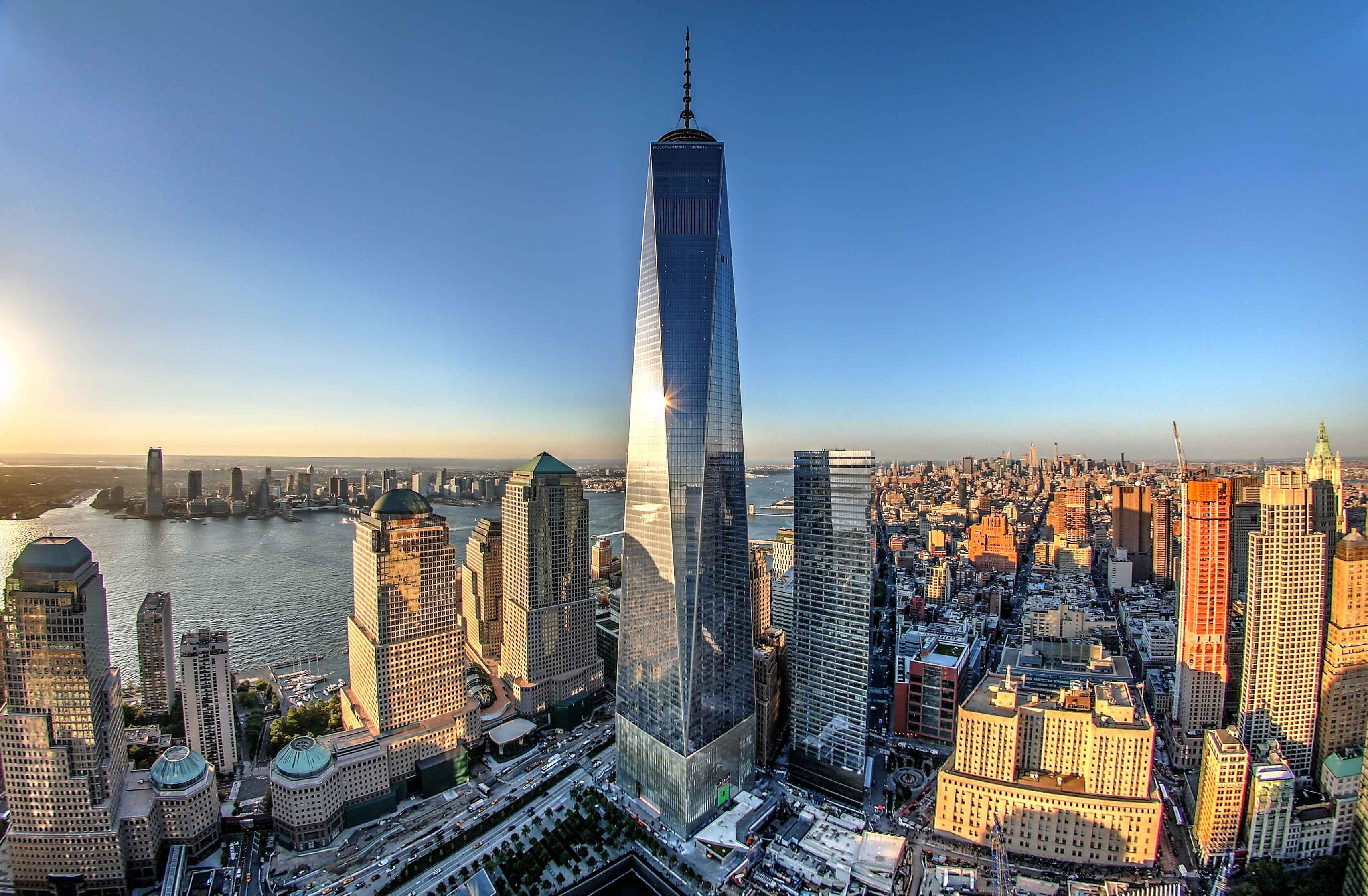 One World Trade Center özgürlük kulesi