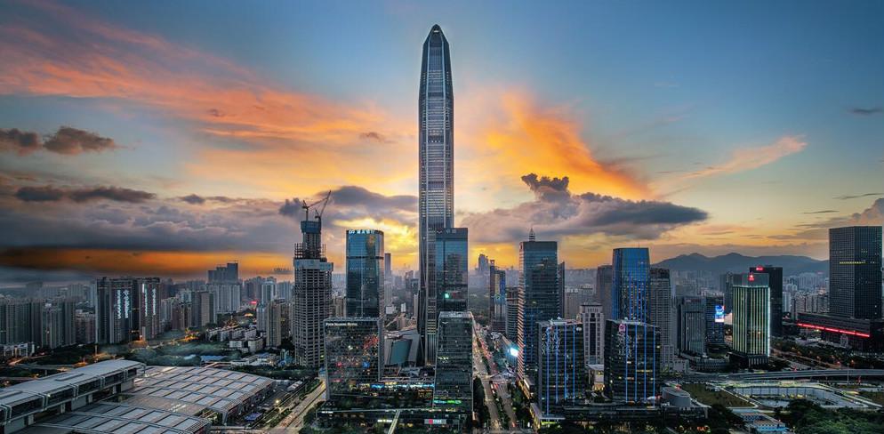 Ping An International Finance Centre dünyanın en yüksek binaları listelist