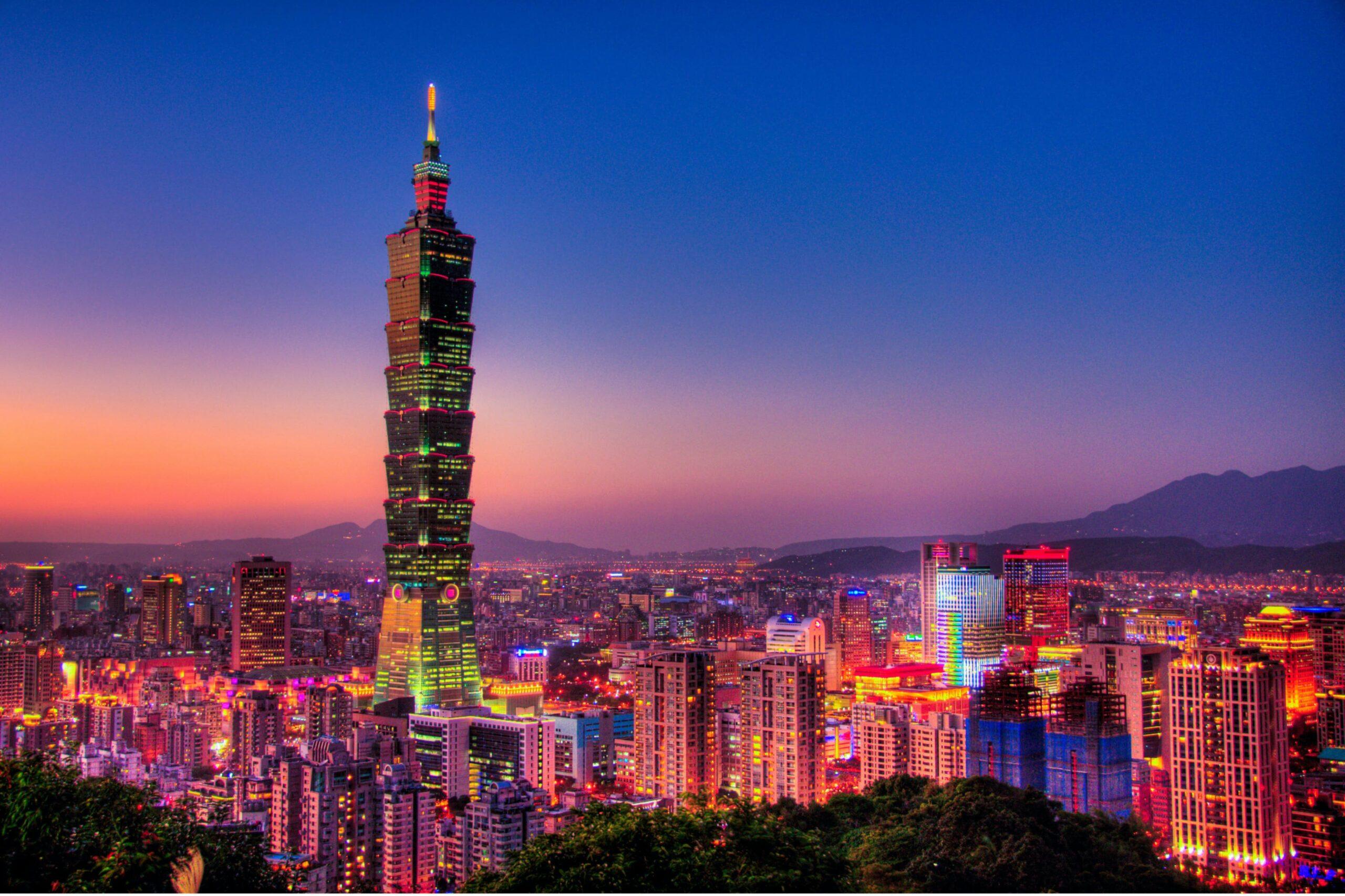 Taipei 101 dünyanın en yüksek binaları listelist