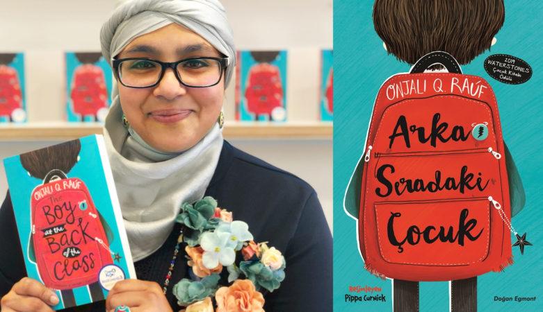 Arka Sıradaki Çocuk en iyi çocuk kitapları listelist