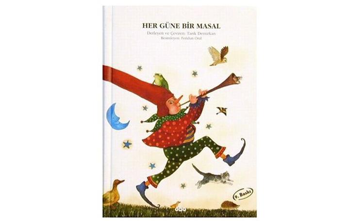 Her Güne Bir Masal en iyi çocuk kitapları listelist