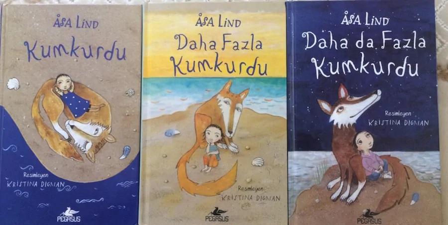 en iyi çocuk kitapları listelist Kumkurdu Serisi
