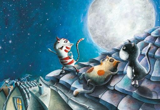 en iyi çocuk kitapları listelist Üç Kedi Bir Dilek