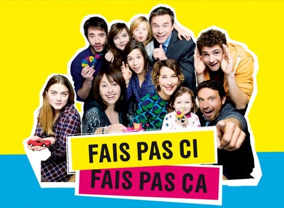Fais Pas Ci Fais Pas Ça fransız dizileri listelist