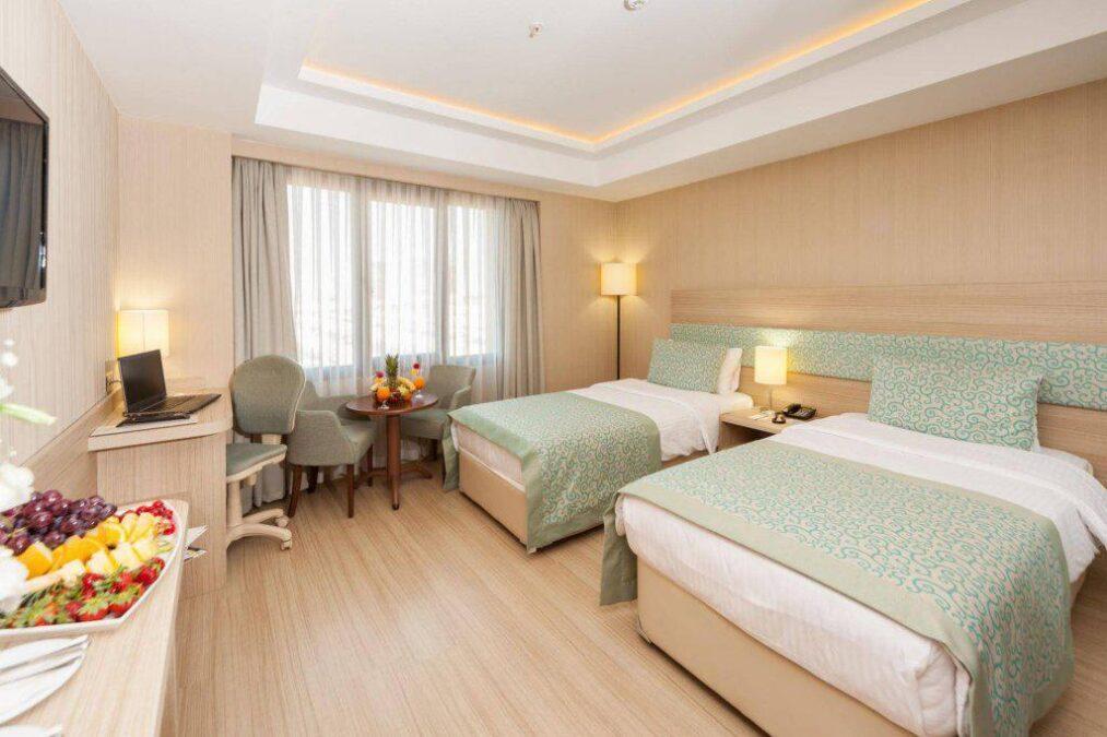 Hotel Golden Way Giyimkent istanbuldaki iş otelleri listelist
