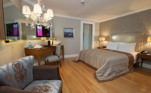Ramada by Wyndham İstanbul Asia Luxury Hotel istanbul'daki iş otelleri listelist