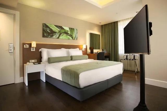 Veyron Hotels & Spa İstanbul istanbuldaki iş otelleri