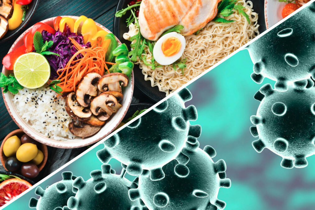 koronavirüs beslenme listelist