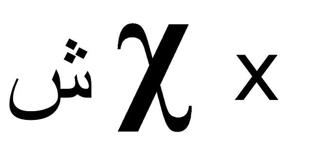matematikte bilinmeyene neden x denir ömer hayyam listelist arapça latince ispanyolca
