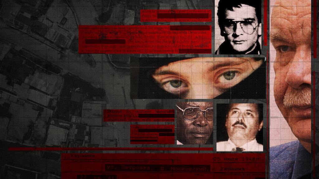Worlds Most Wanted netflix suç belgeselleri listelist