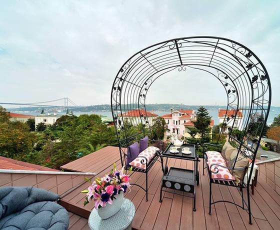 boğaza yakın İstanbul otelleri