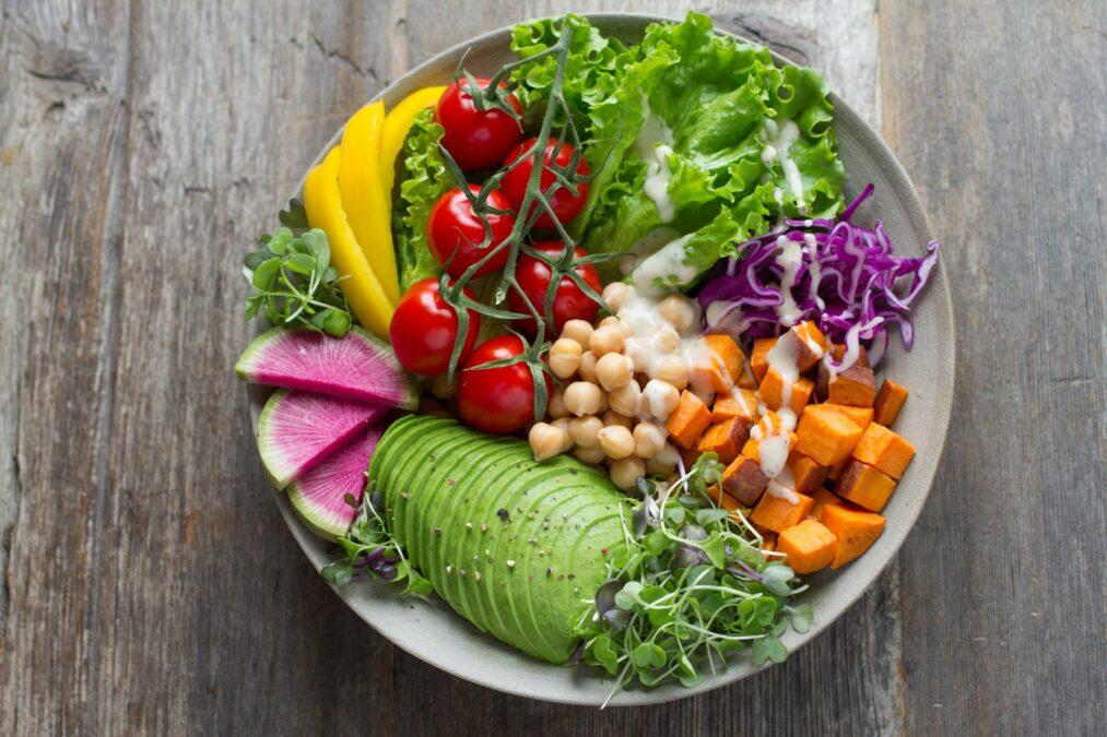 vegan ve bitkisel beslenme