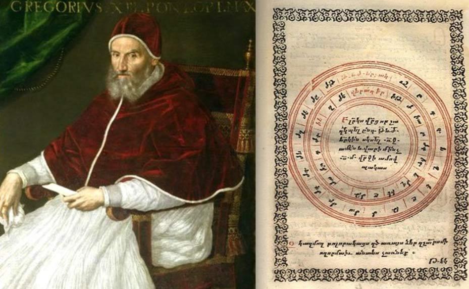 zaman hakkında ilginç bilgiler gerçekler listelist 13 papa gregorius miladi takvim