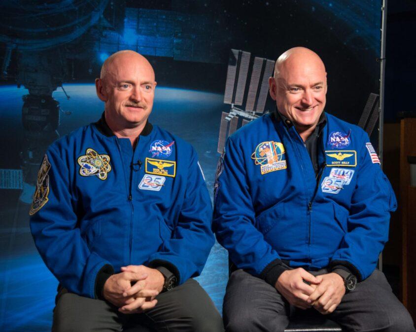 astronot Scott Kelly
