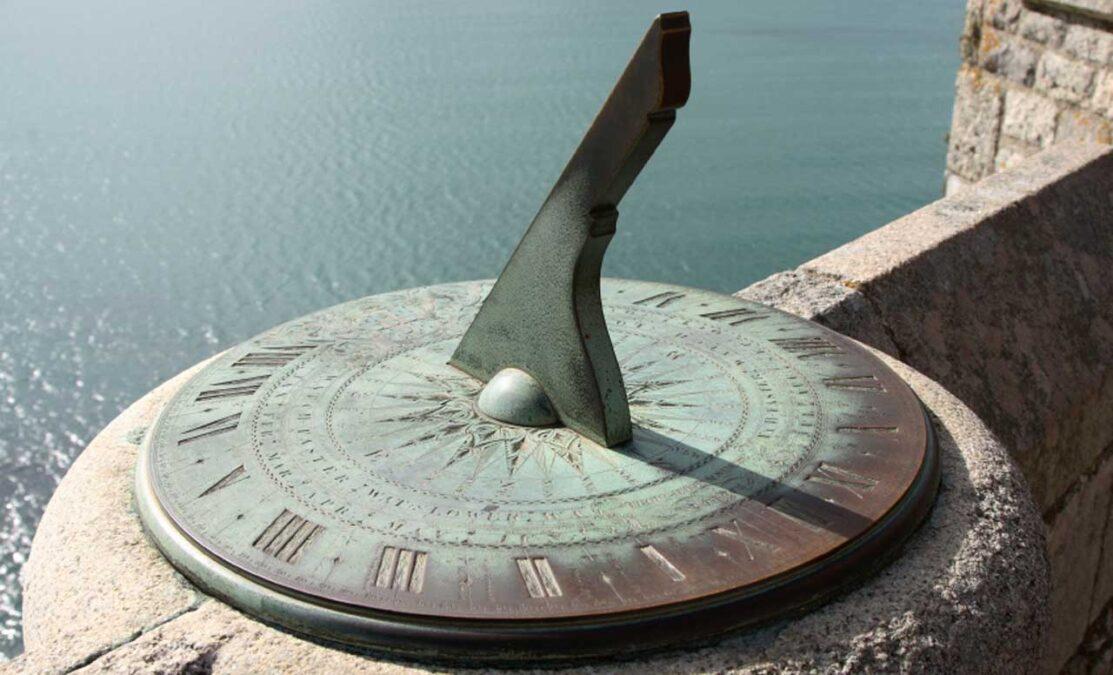 zaman hakkında ilginç bilgiler gerçekler listelist Güneş saati