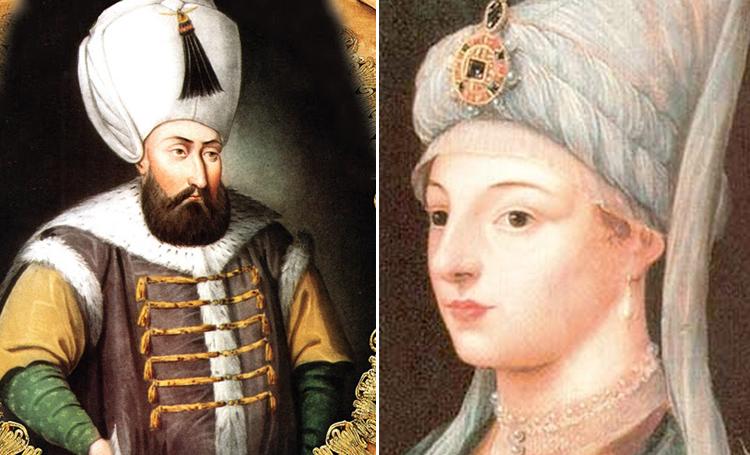 3. Murat eşleri Safiye Sultan