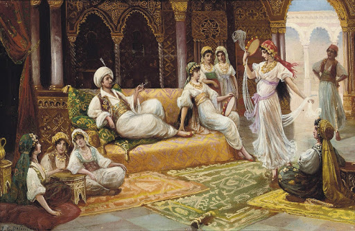 harem hayatı osmanlı devleti