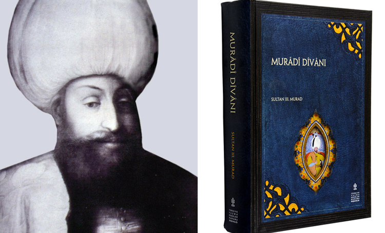 100 çocuklu padişah 3. murat kitabı divan muradi listelist