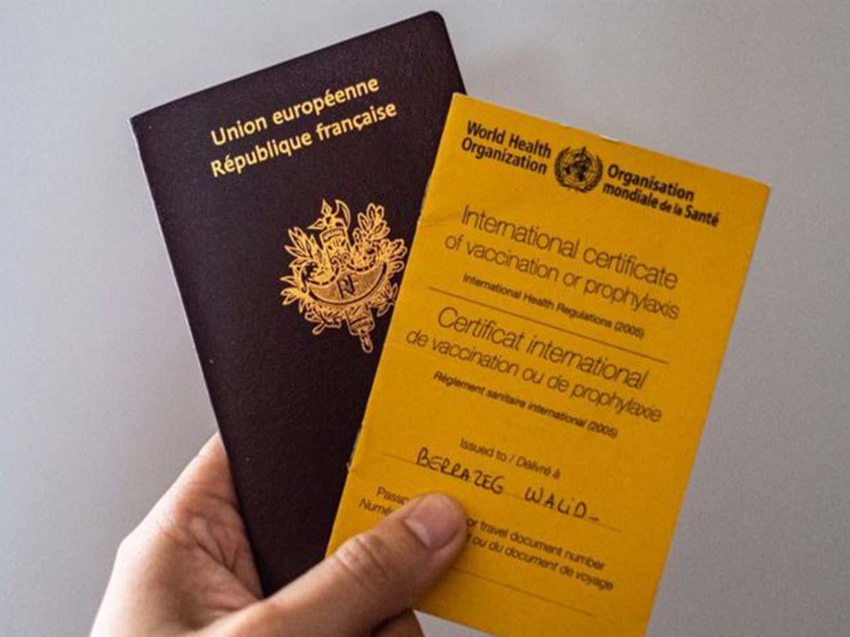 Aşı pasaportları