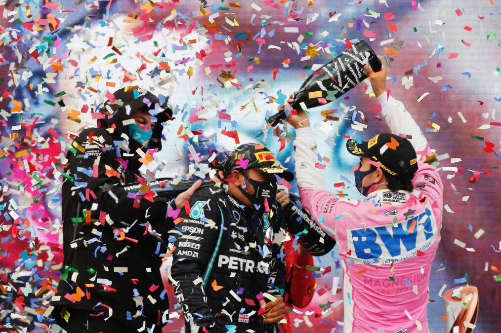 Formula 1 pilotları