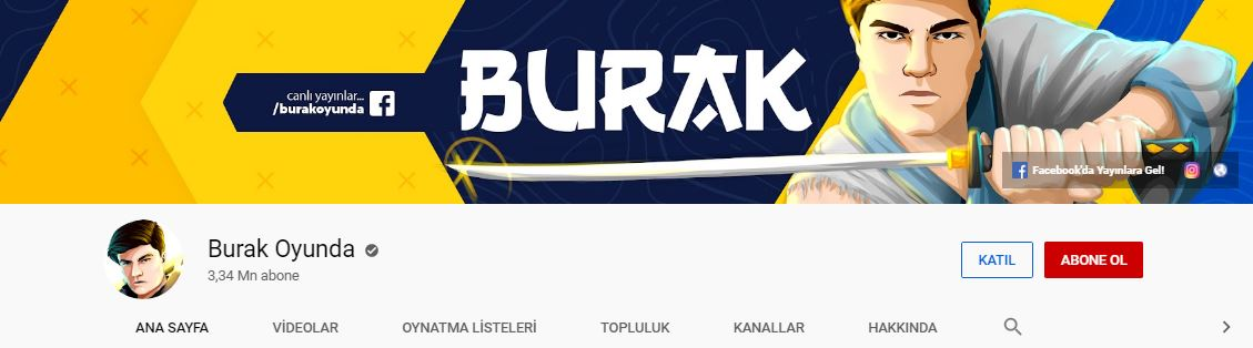 YouTube'da en çok takipçisi olan Türkler