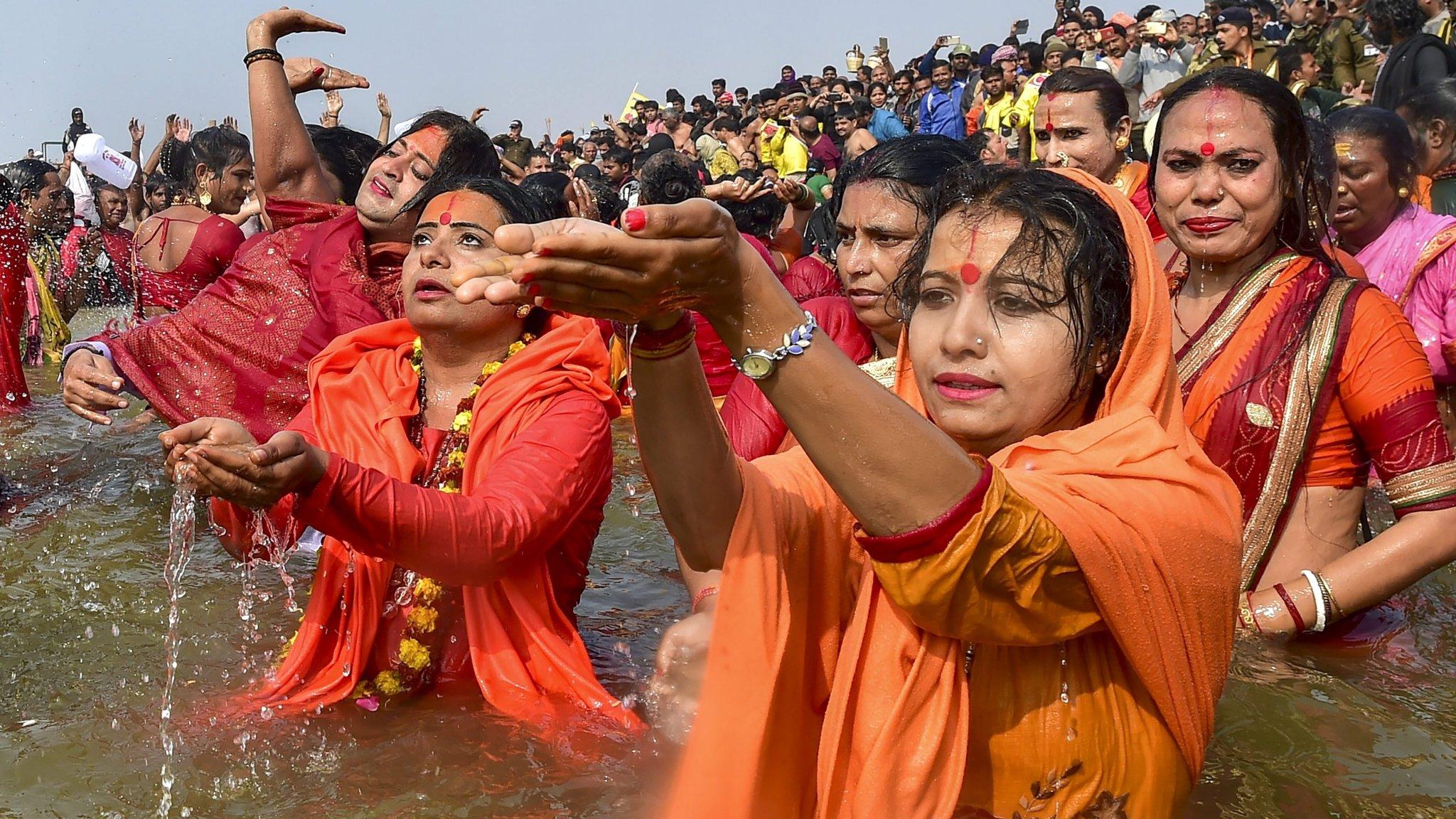 Kumbh Mela Festivali
