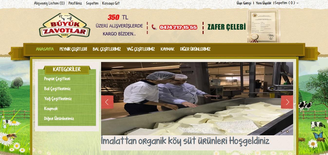 Organik ürün satan siteler