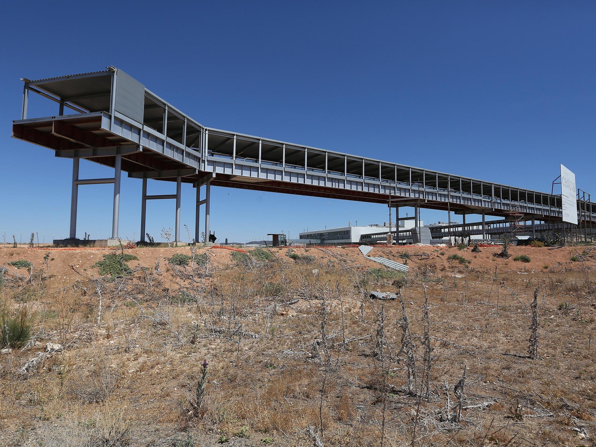 Terk edilmiş havaalanları
