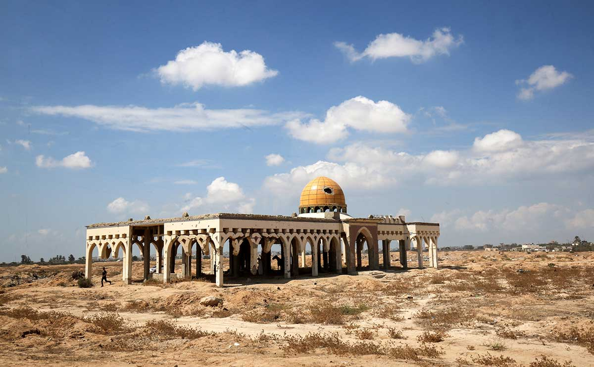 Yasser Arafat Uluslararası Havaalanı – Gazze Şeridi
