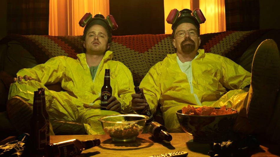 Breaking Bad bol ödüllü diziler listelist