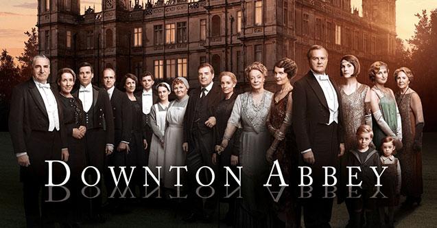 Downton Abbey bol ödüllü diziler listelist