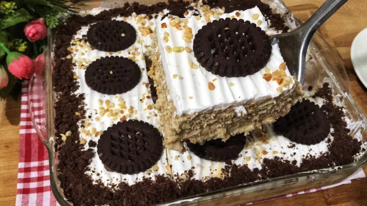 Tembel gelin pastası yapılışı malzemeler listelist