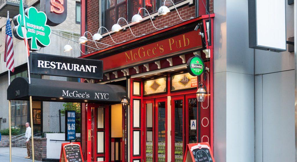 McGees Pub himym how i met your mother gerçekleri listelist