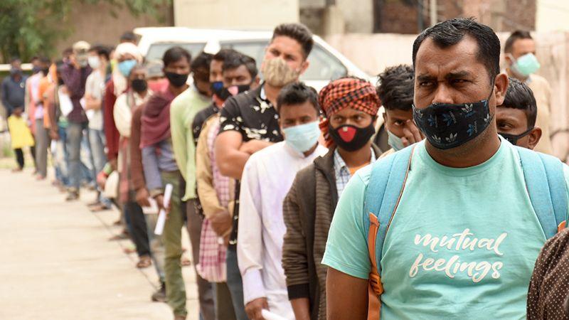 """Hindistan Varyantı: """"Daha Bulaşıcı"""" Olan Mutasyon Hakkında Bilinenler"""