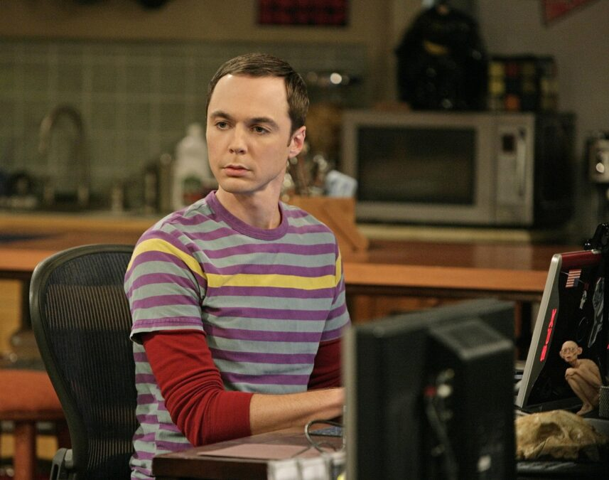 Sheldon Cooper barney Neil Patrick Harris