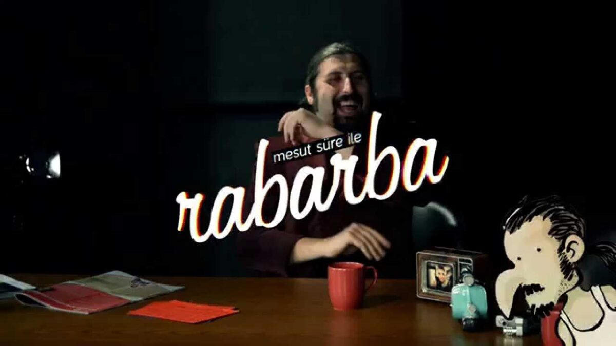 komik komedi podcastler listelist Mesut Süre ile Rabarba