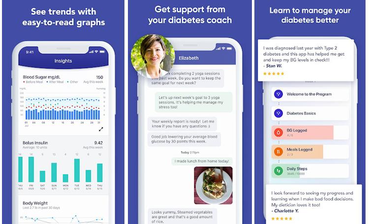 Glucose Buddy telefon sağlık uygulamaları listelist