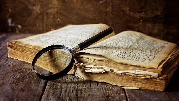 Eski Kitap Kokusu