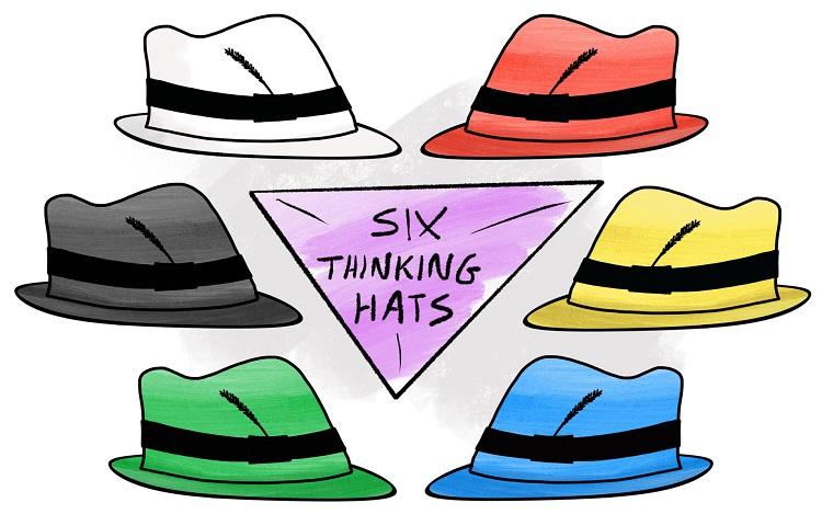 Şapkalı Düşünme Tekniği