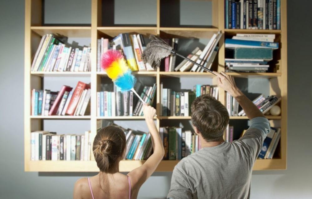 Kitap bakımı ve temizliği
