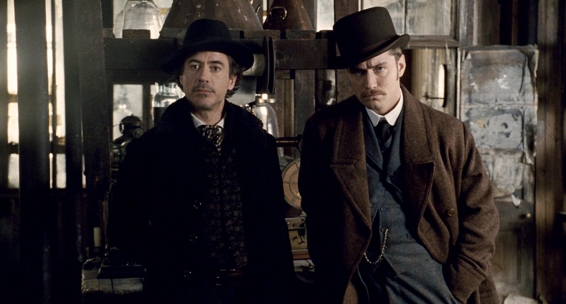 Sherlock Holmes serisi