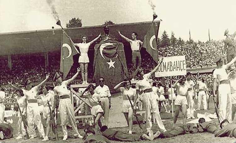 19 mayıs tarihçesi nasıl bayram oldu stadyum ankara
