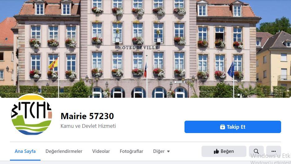 Mairie 57230 bitche kasabası facebook listelist