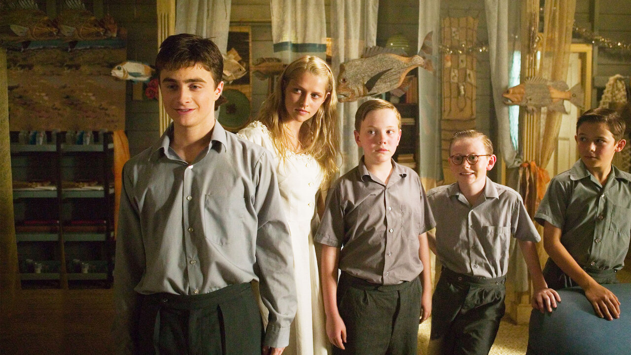 December Boys aralık çocukları film daniel radcliffe filmleri listelist